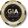 2015 Gaming Intelligence award