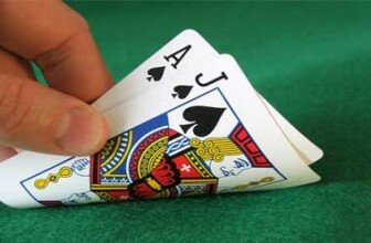 Etiquette for Live Blackjack