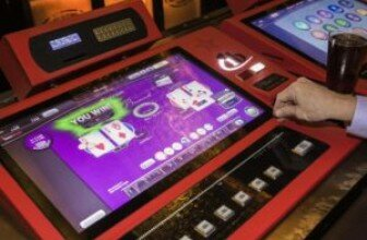 Golden Gaming Taverns Roll Out Video Table Games